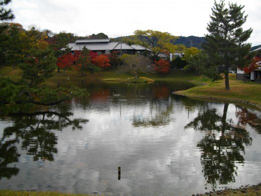 名勝 大乗院庭園文化館