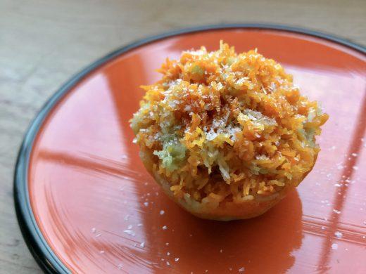 錦秋:備中白小豆、陸奥つくね芋の練切り製