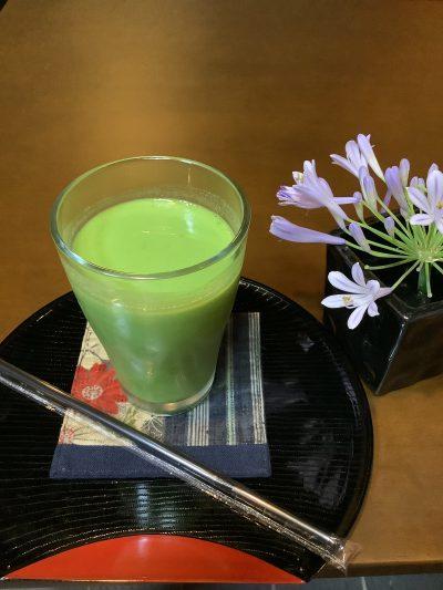 米糀甘酒あまざけ(抹茶味)